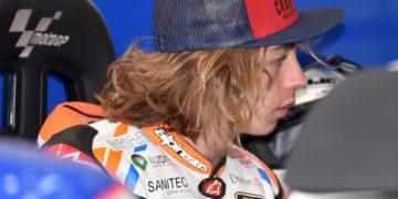 Remy Gardner - Image by Tasca Racing