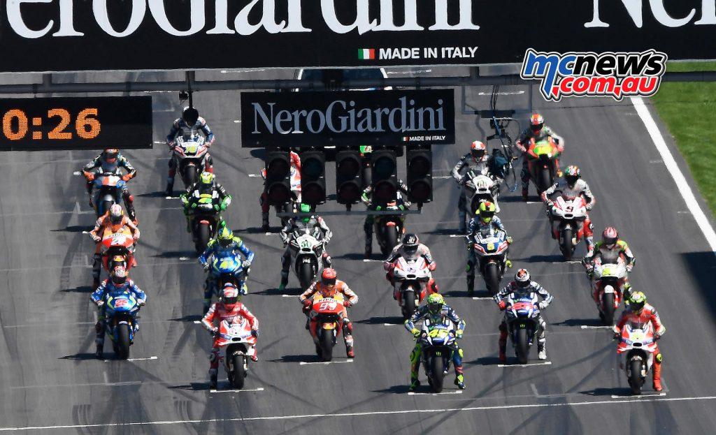Red Bull Ring MotoGP 2016