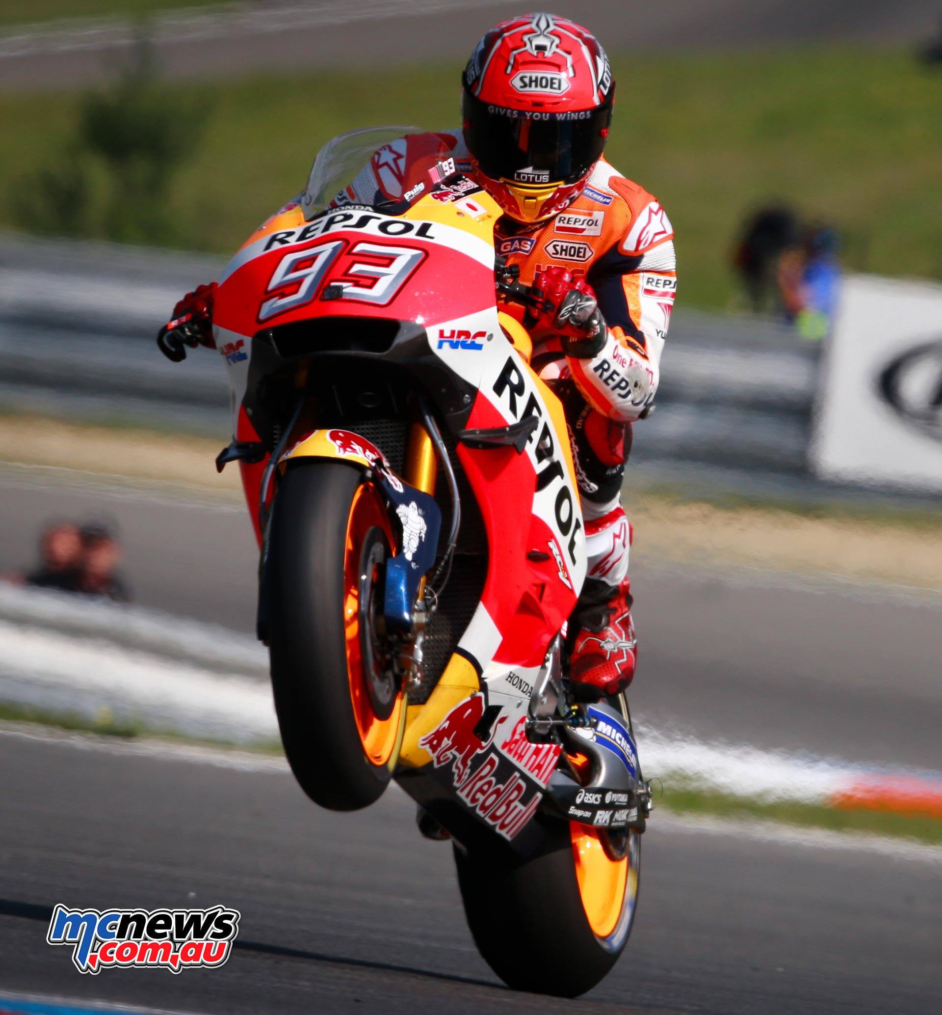 Marc Marquez  Ducati
