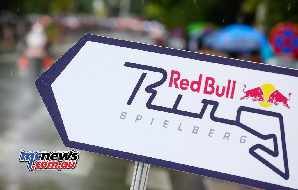 Spielberg MotoGP - Red Bull Ring