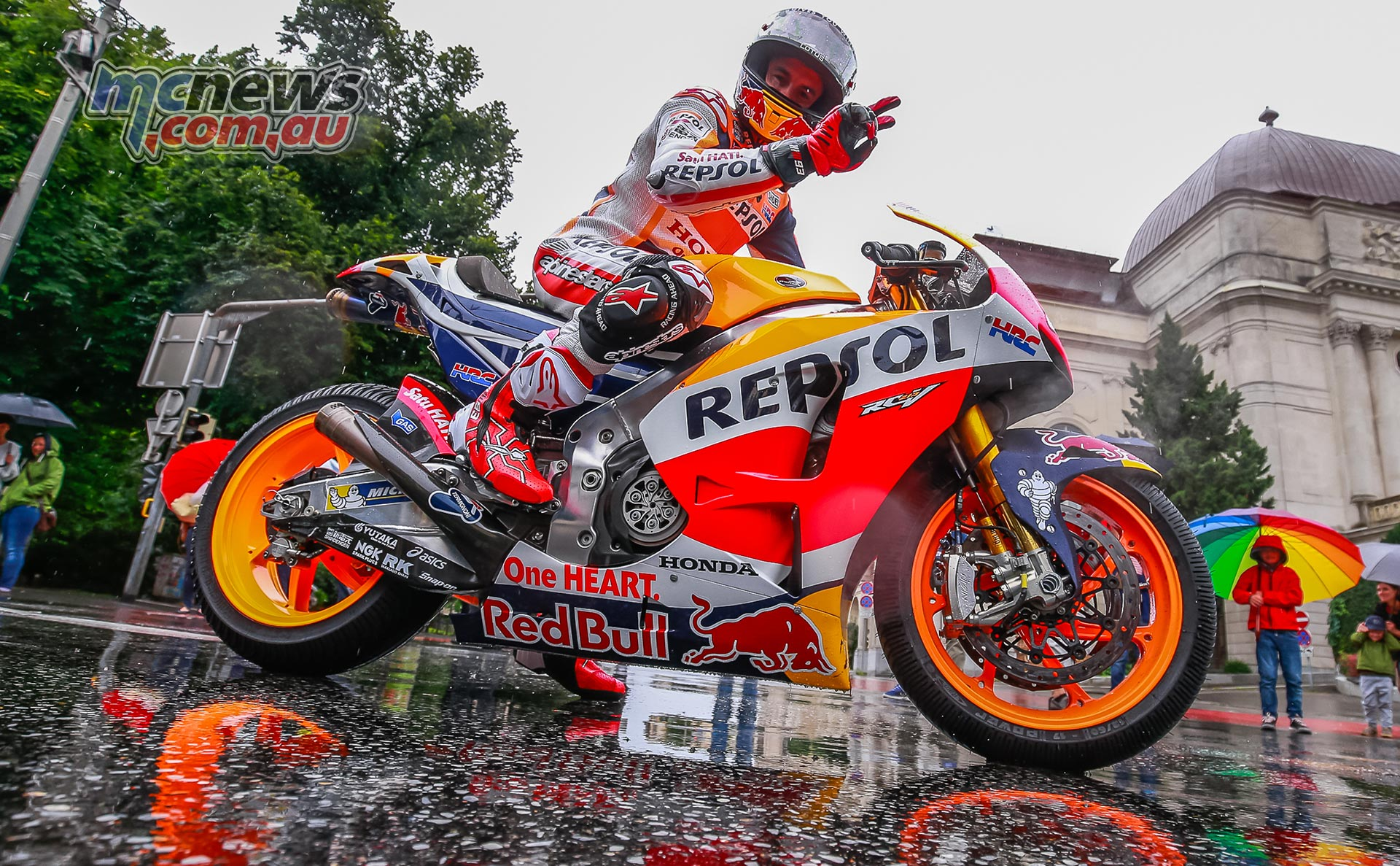 Spielberg MotoGP - Red Bull Ring - Marc Marquez