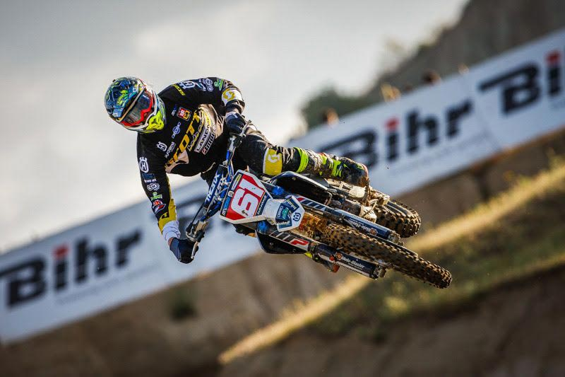 Olsen leads the EMX250 World Championship