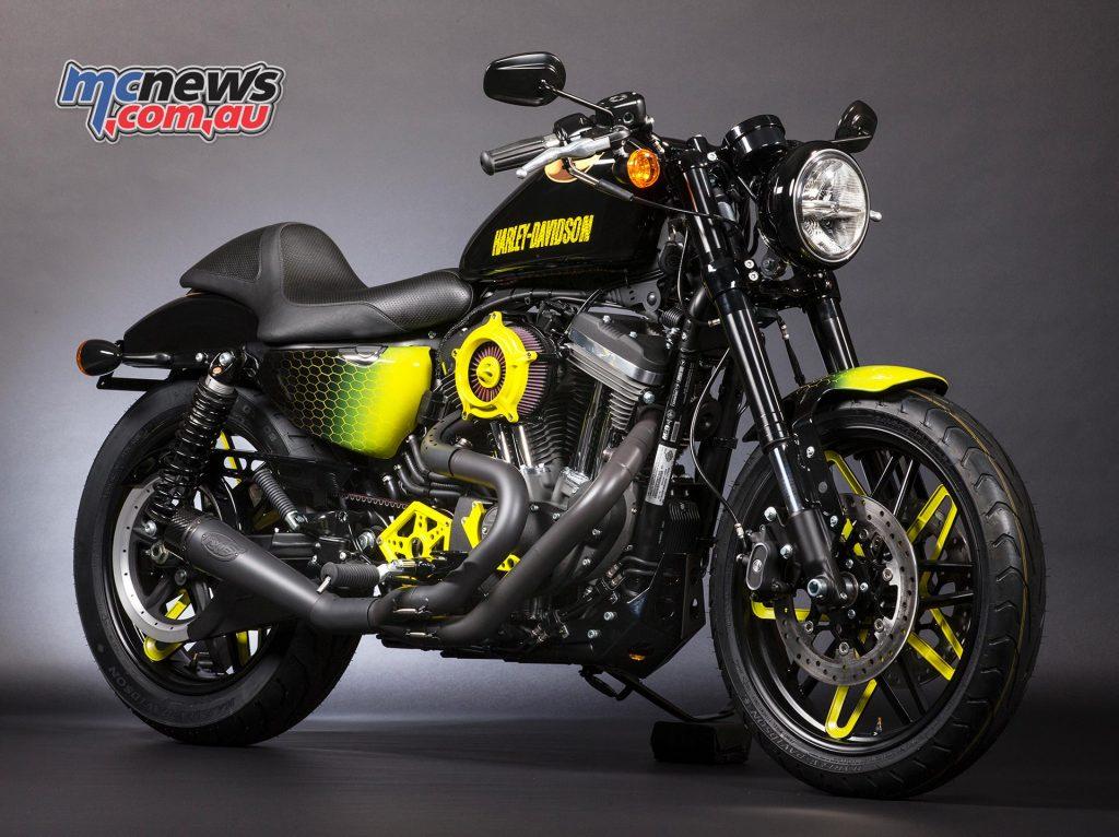 Wasp. Harley-Davidson Roadster – Fraser Motorcycles Perth (WA)