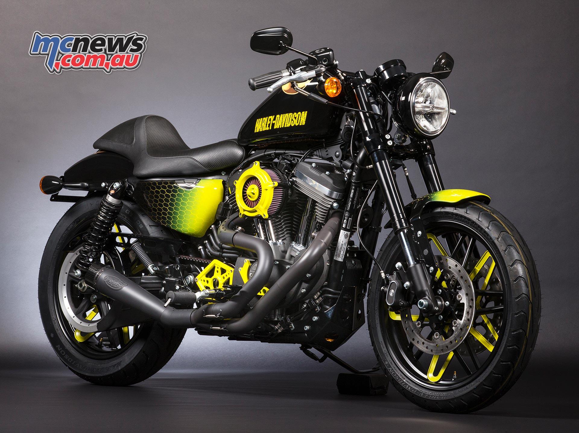 Harley Davidson: Harley-Davidson Marvel Super Hero Customs