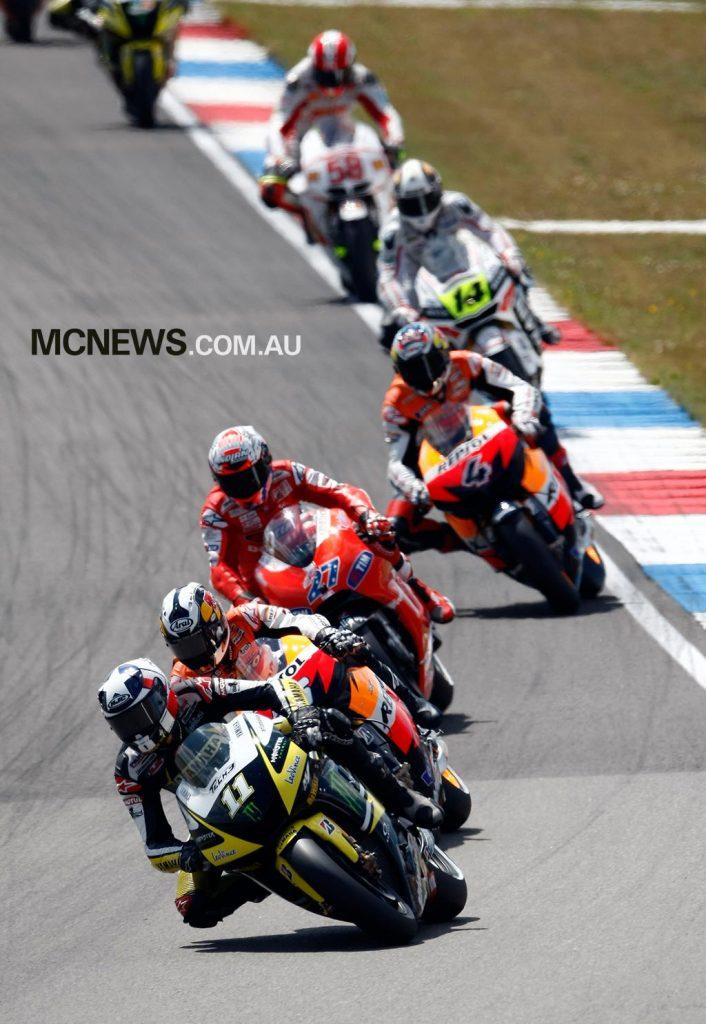 MotoGP Silverstone 2010 - Ben Spies