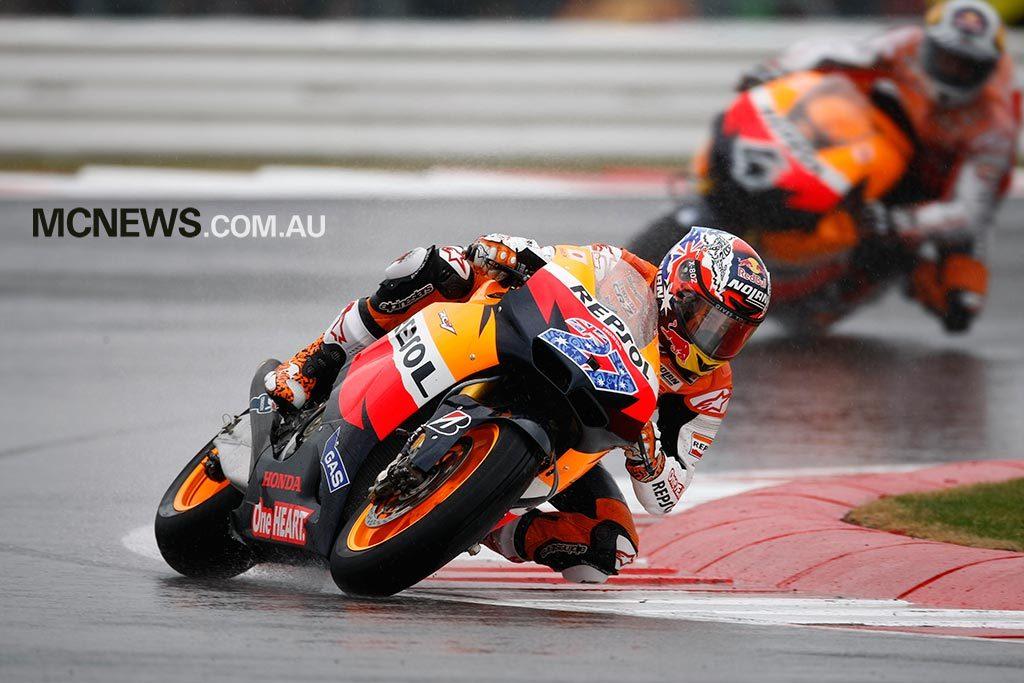 MotoGP 2011 - Silverstone - Image by AJRN - Casey Stoner