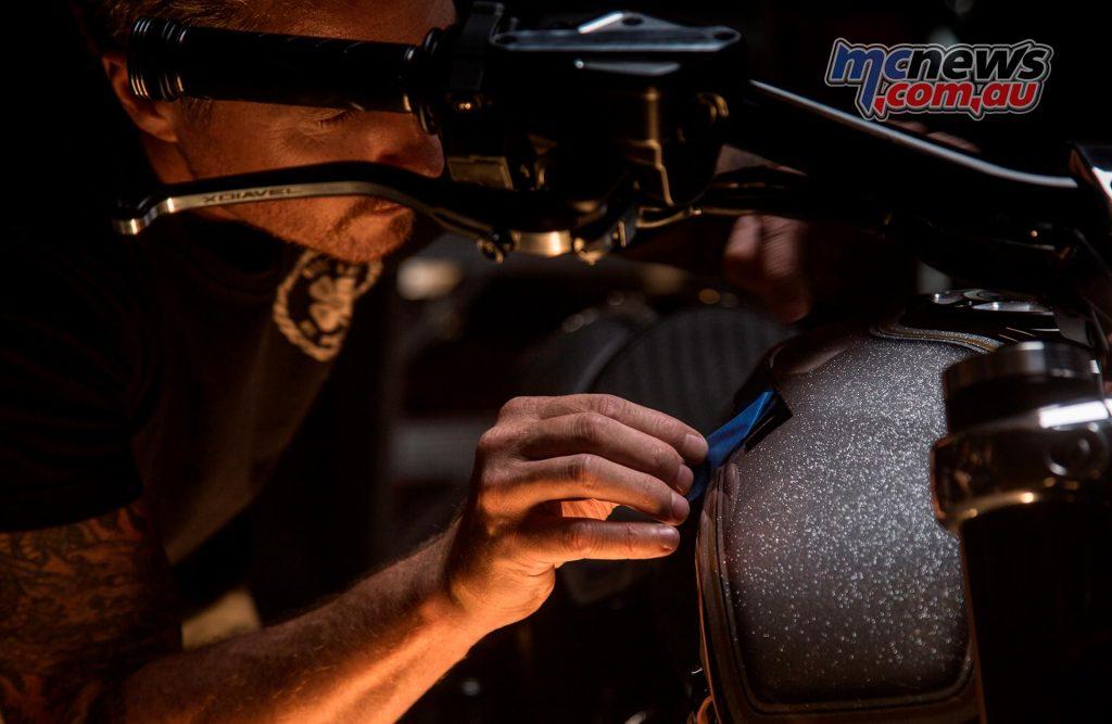 Roland Sands Ducati XDiavel - Sturgis 2016