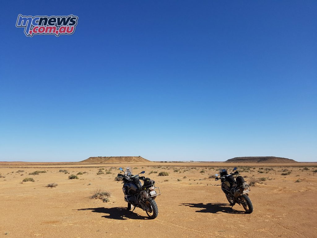 Amazing scenery greeted the 2016 BMW GS Safari Enduro riders everywhere they went, with plenty of technical riding on offer.