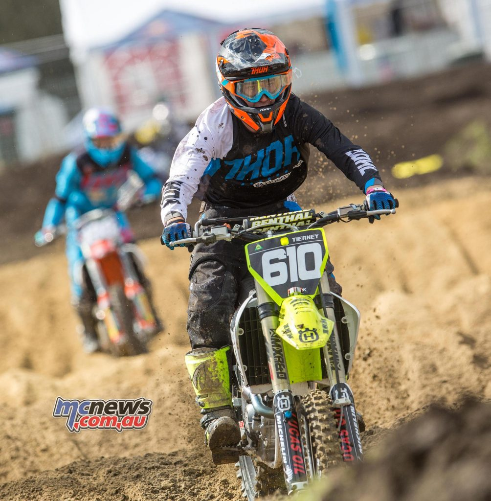Australian Supercross 2016 - Round One- Image by Marc Jones - Connor Tierney