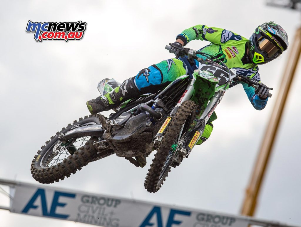 Australian Supercross 2016 - Round One- Image by Marc Jones - Wil Hahn
