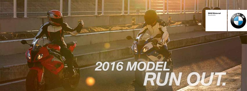 BMW Motorrad celebrates centenary with 2016 model run-out - Sports