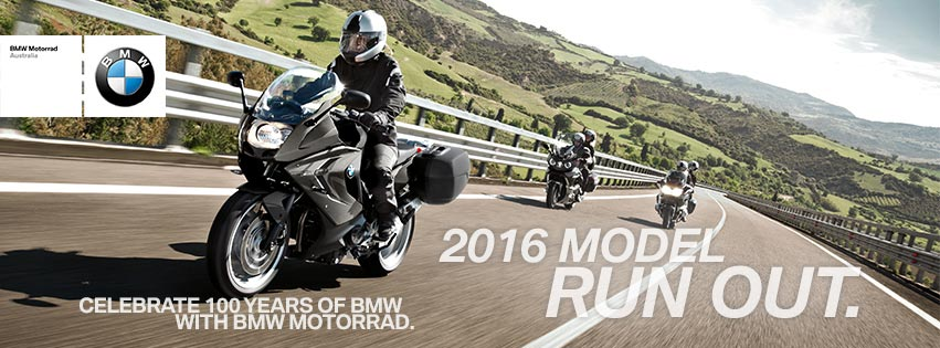 BMW Motorrad celebrates centenary with 2016 model run-out - Touring