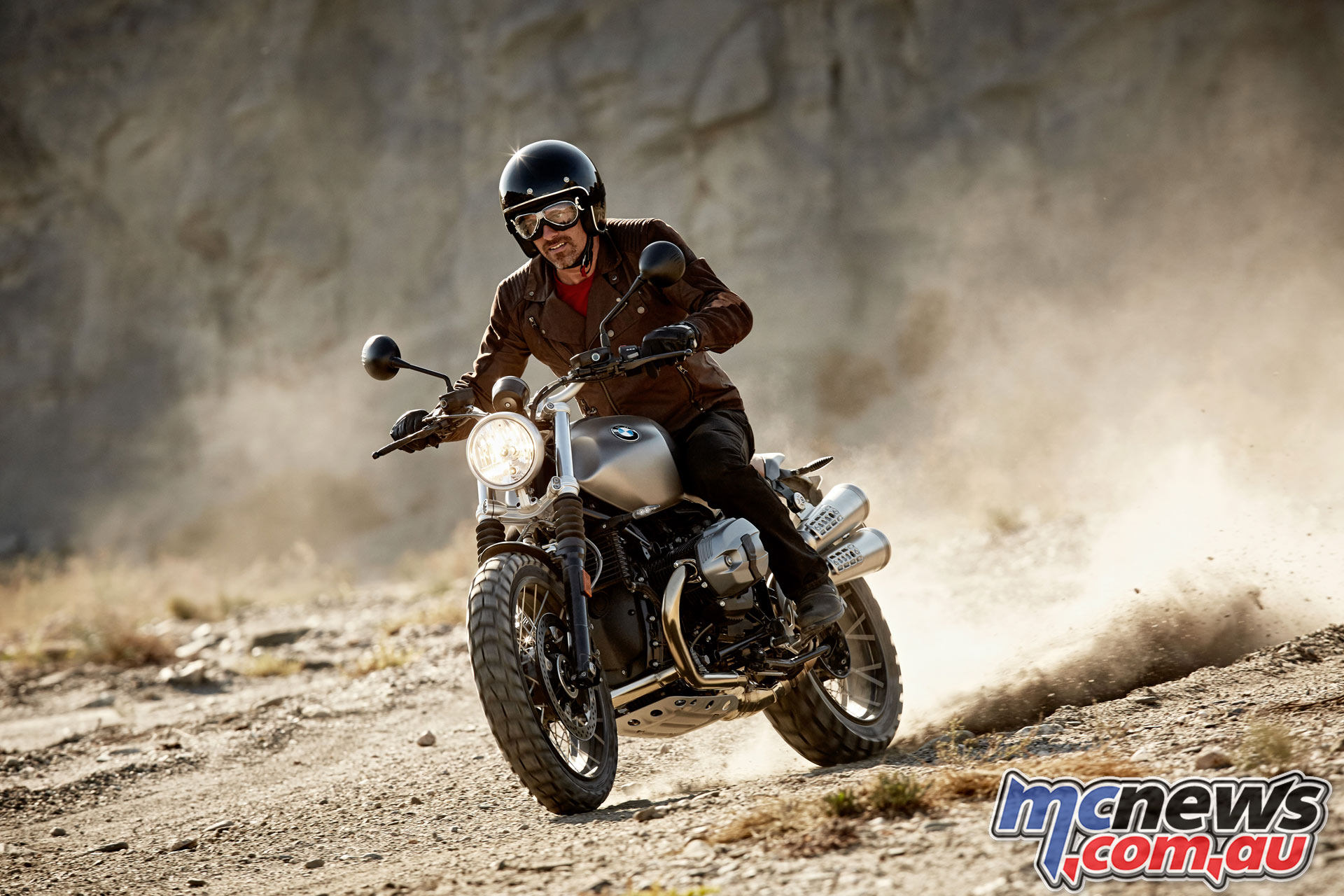 BMW Motorrad, Black Dog Ride and Lifeline are giving riders the opportunity to win a stunning R nineT Scrambler.