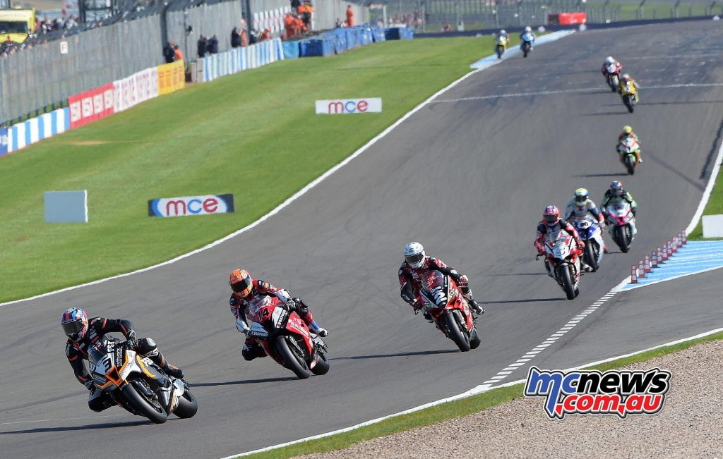 British Superbike 2016 -Round Ten - Donington - Image by Jon Jessop - Billy McConnell