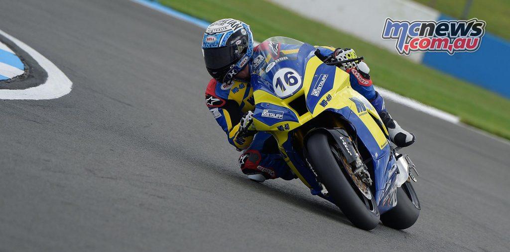 British Superbike 2016 -Round Ten - Donington - Image by Jon Jessop - Josh Hook