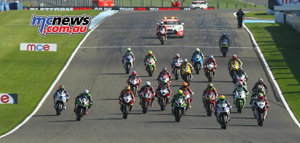 British Superbike 2016 -Round Ten - Donington