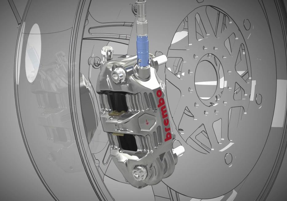 Brembo MotoGP Braking Systems