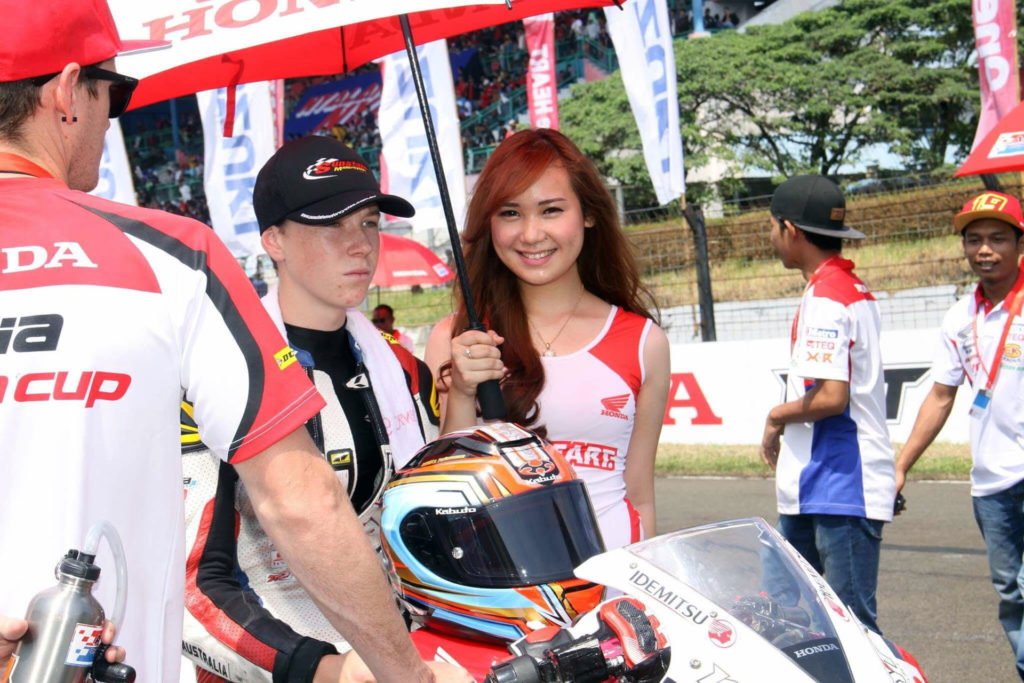 After a hard weekend at Rd 4 in Indonesia, Broc Pearson is looking forward to Rd5 in India.