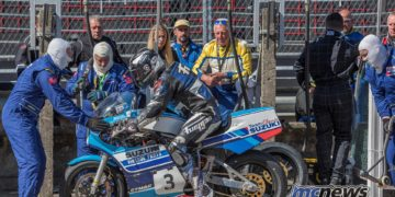 Classic TT 2016 - Michael Dunlop - Image by Kevin Warren