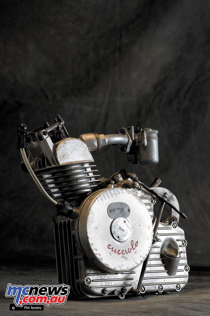 The Cucciolo T2.