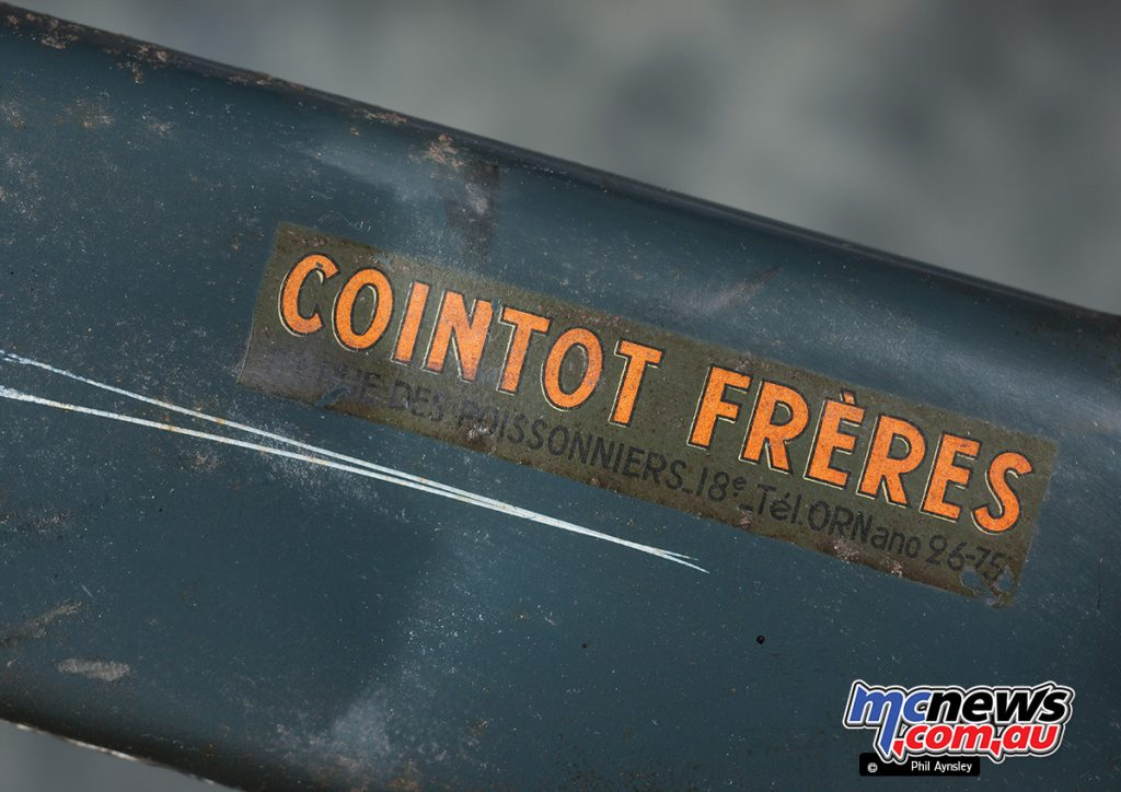 1953 Cointot-Freres CM 504.