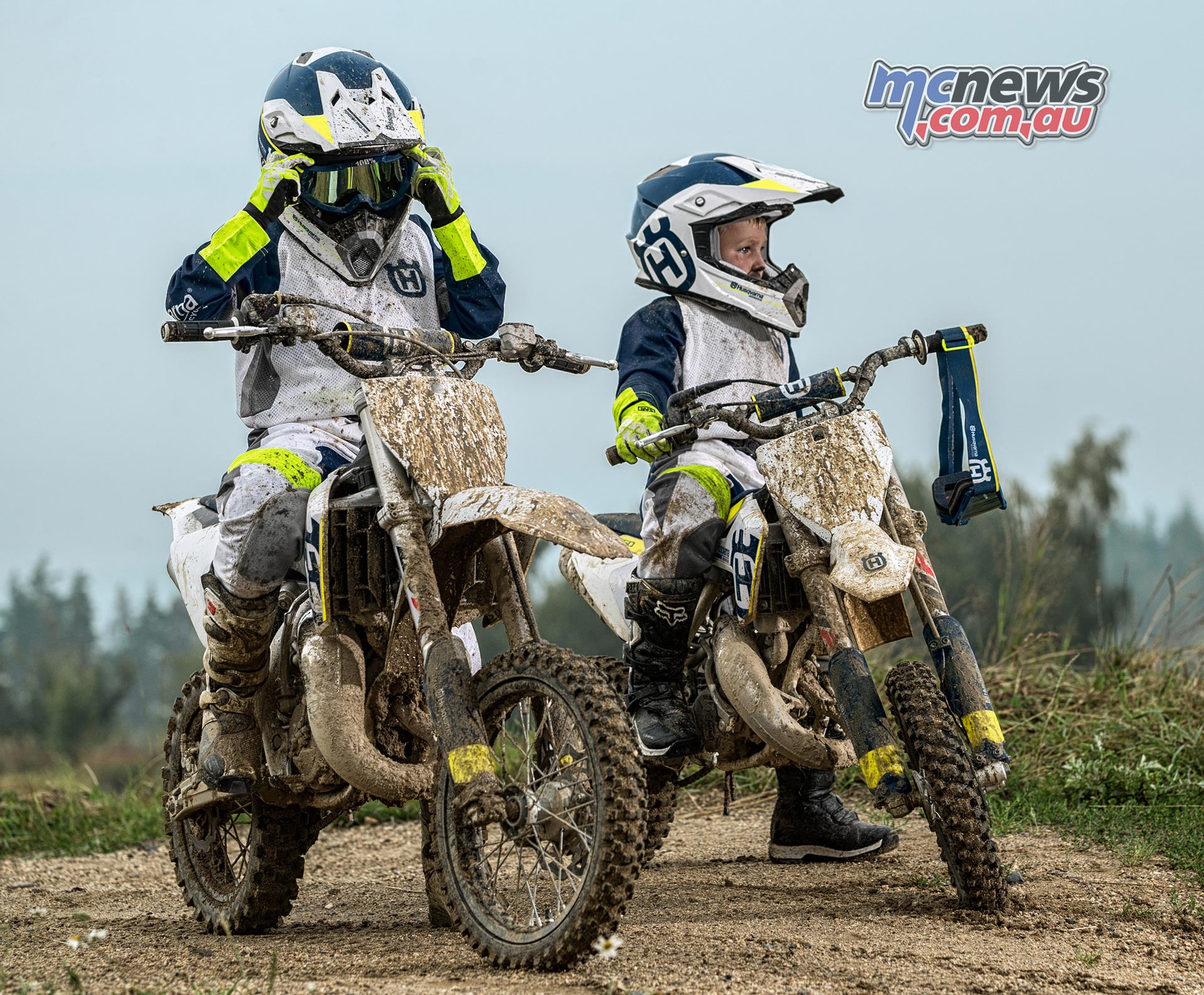 Husqvarna TC50 and TC65