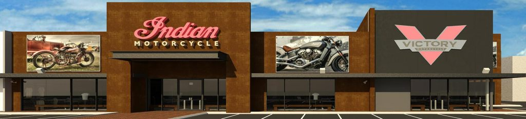 Indian and Victory Motorcycle store Perth