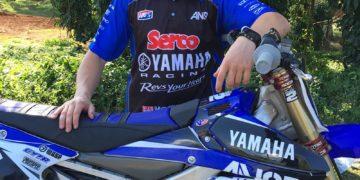Jackson Richardson joins Serco Yamaha for the 2016 Supercross championship