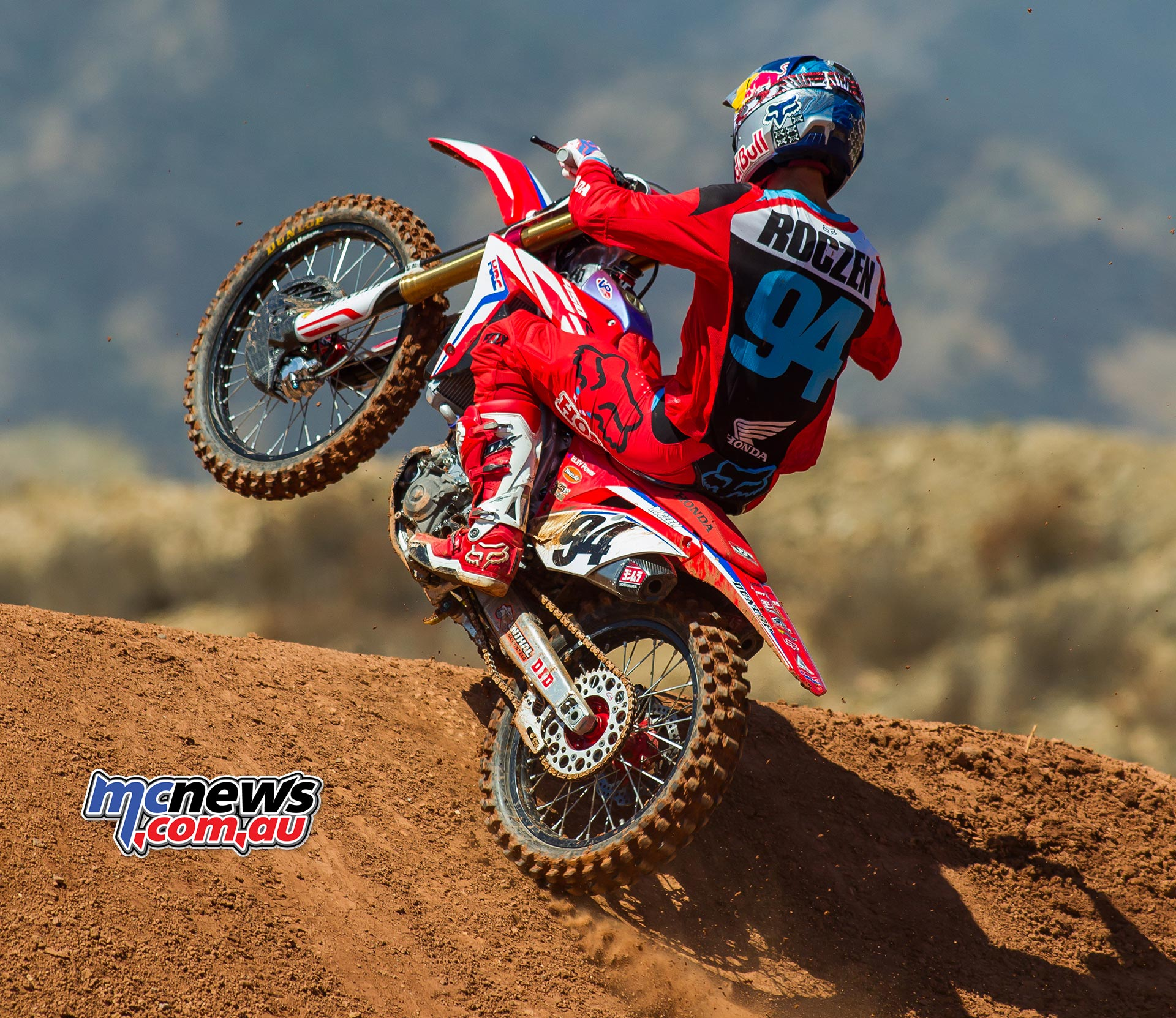 Ken Roczen Signs On For Three Years With Honda Mcnews Com Au