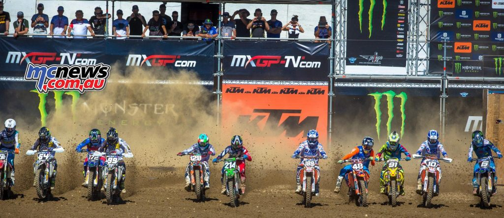 World Motocross Championships season launches this weekend!