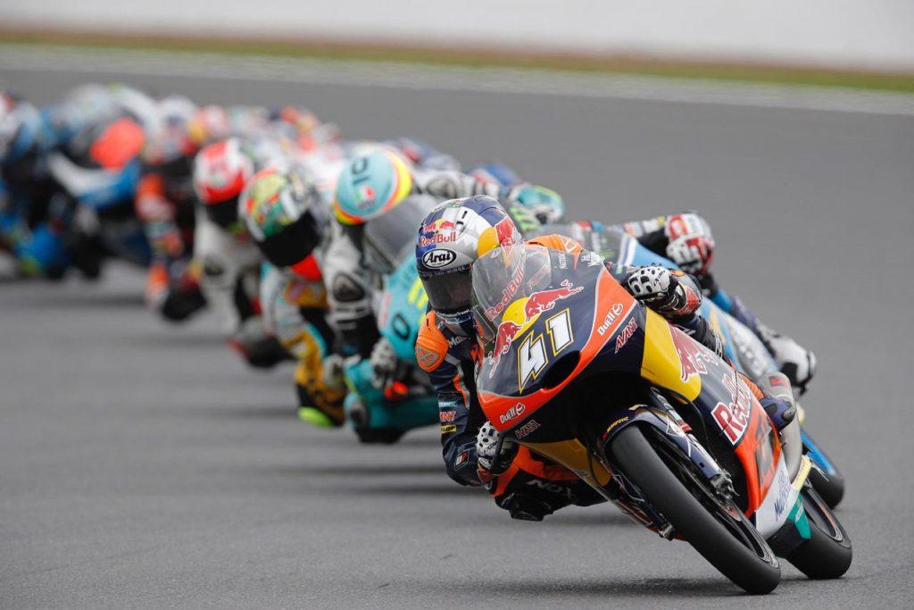 MotoGP 2016 Round 12 Silverstone - Brad Binder