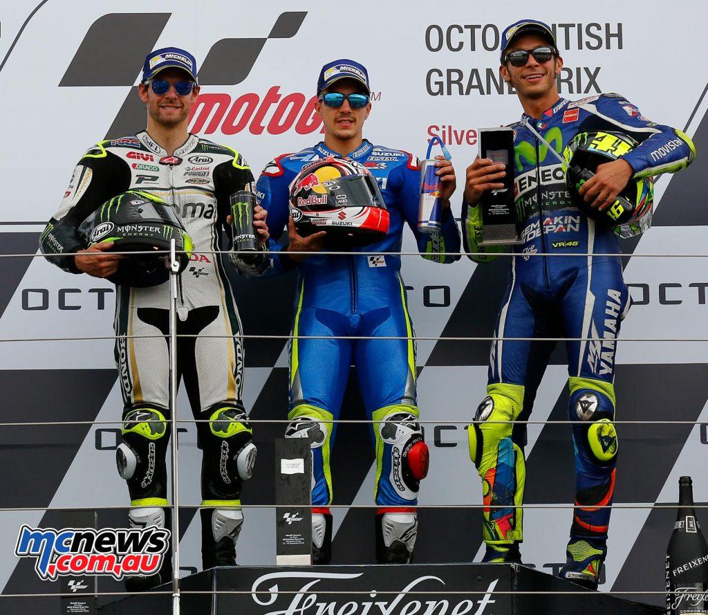 MotoGP 2016 - Silverstone - MotoGP