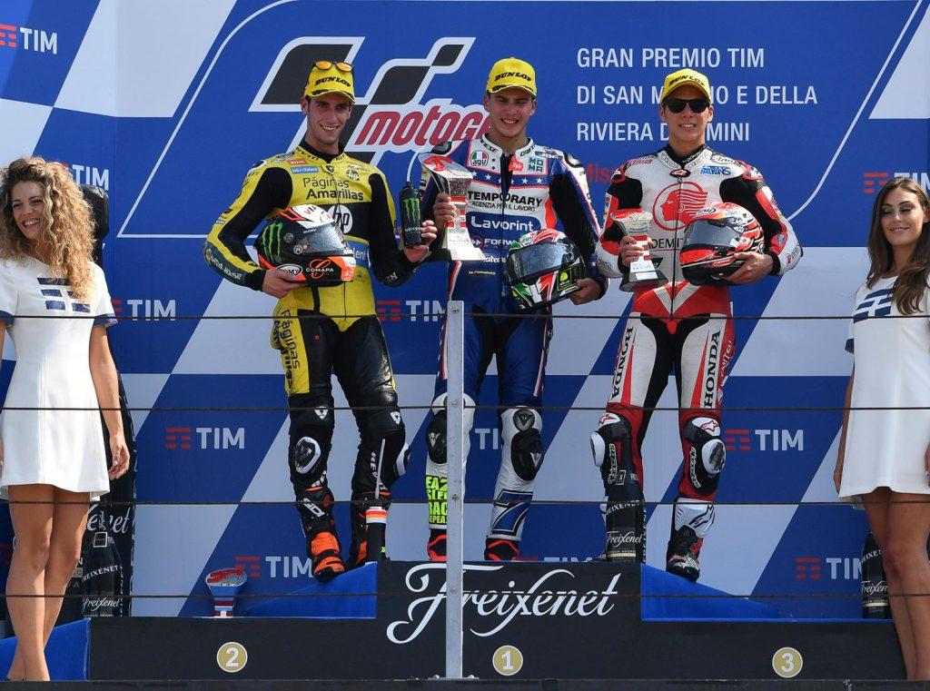 MotoGP 2016 - Round 13- Misano - Moto2