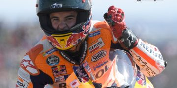 Marc Marquez - Aragon 2016
