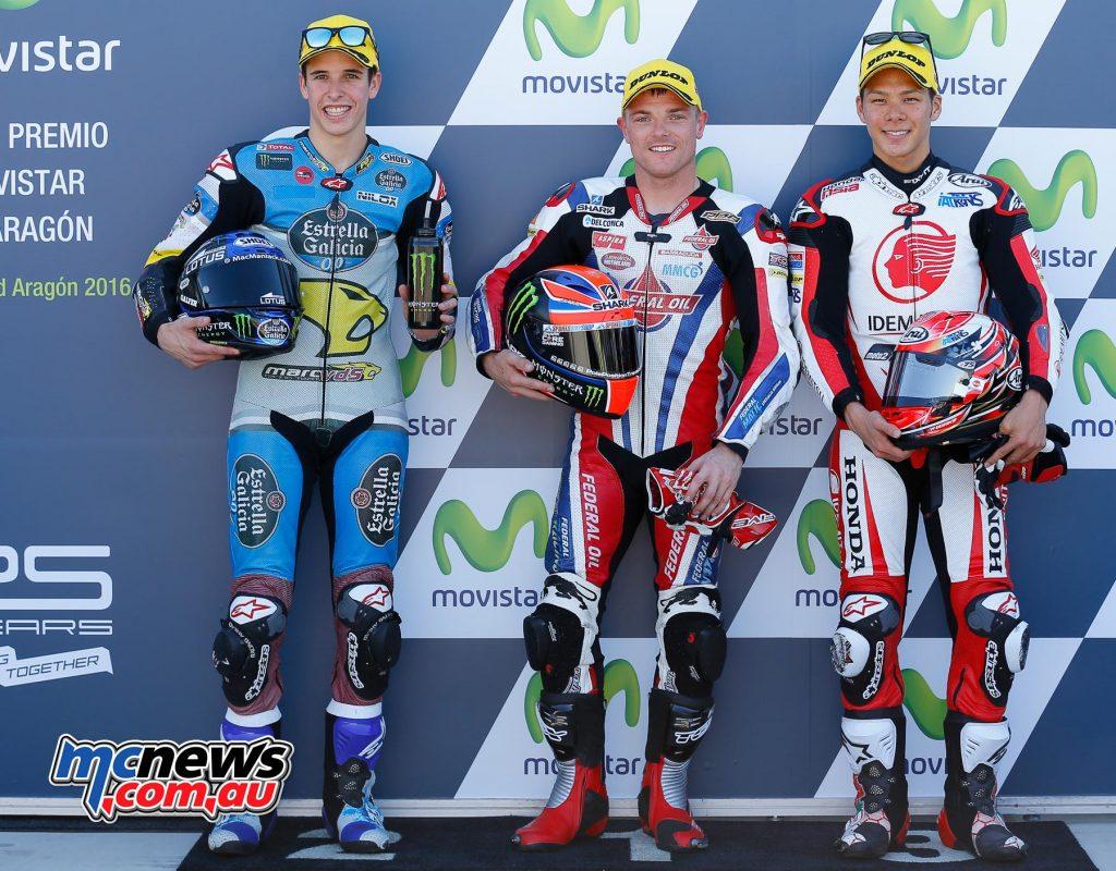 MotoGP 23016 - Rnd 14 - Aragon - Qualifying - Moto2