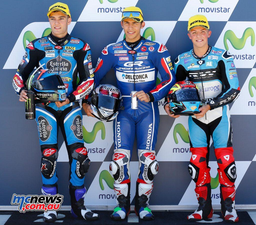 MotoGP 23016 - Rnd 14 - Aragon - Qualifying - Moto3