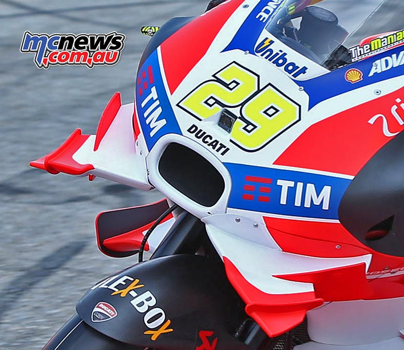 Andrea Iannone - Misano 2016 - Image by AJRN