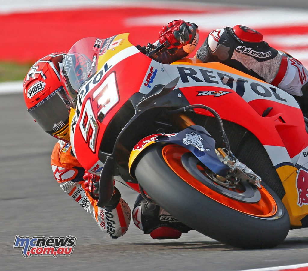 Marc Marquez - Misano 2016 - Image by AJRN