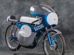 1967 Suzuki TR50, number 33 of 40 produced.
