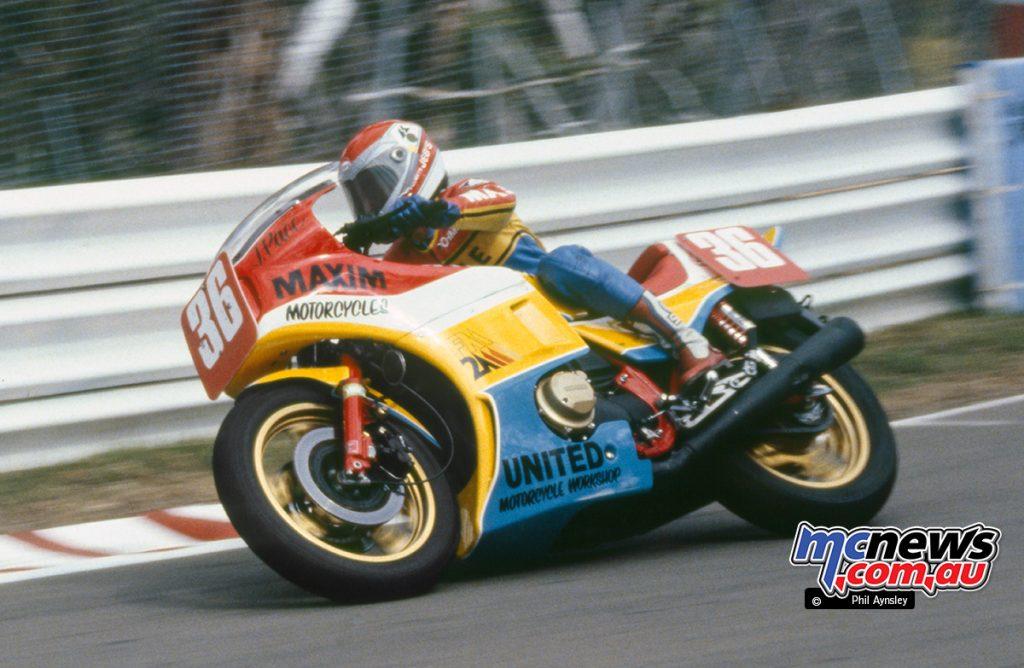John Pace/Honda 1100.