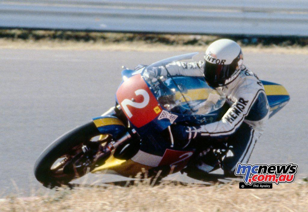 John Pace/Moriwaki-Kawasaki 1100.