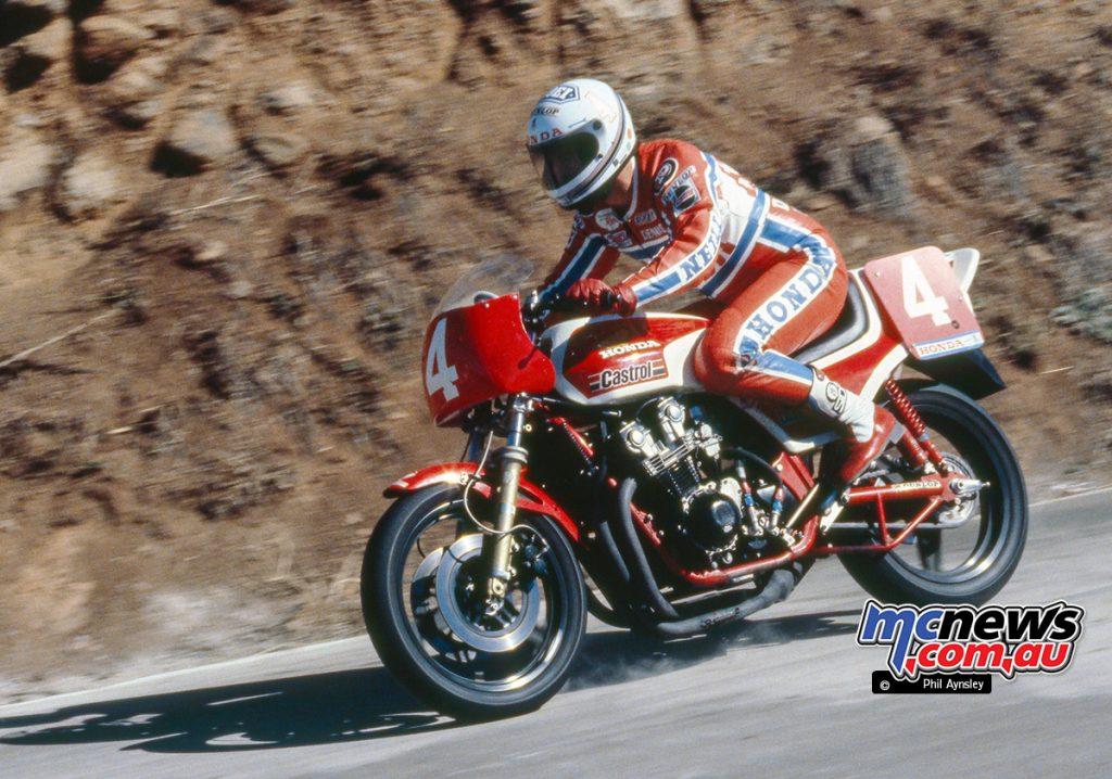 Dennis Neill/Honda 1062.