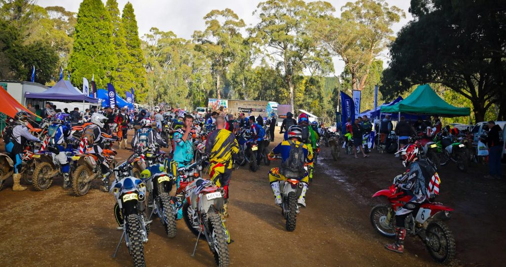 Over 1400 registered to ride this event near Lithgow, NSW