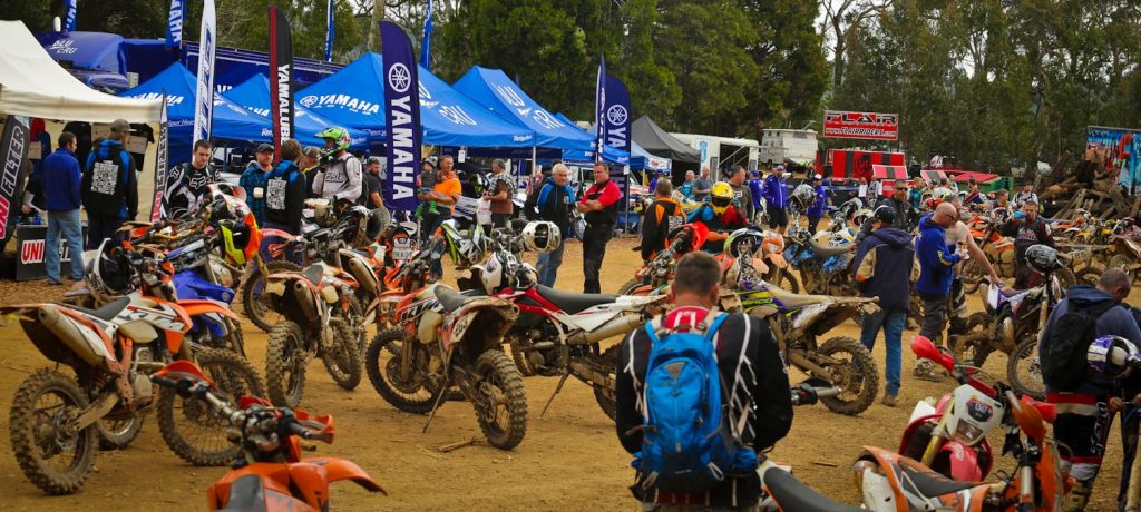 Yamaha dealers Lithgow Bike Stop and Excite Motorsports supported the event and Yamaha service technicians were on hand