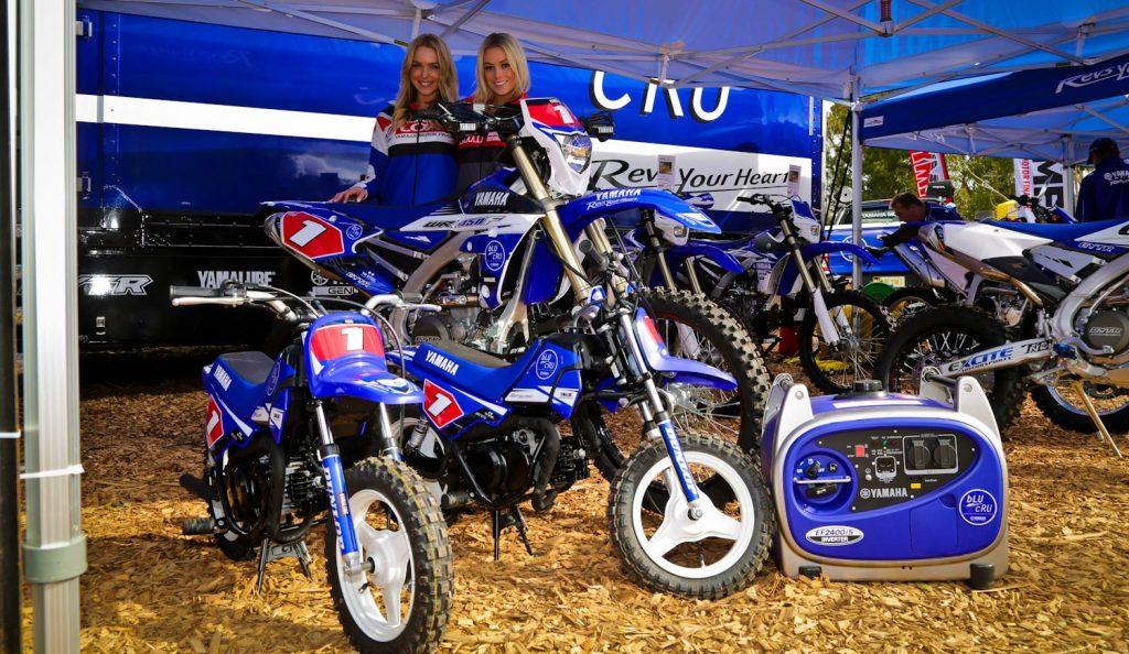 Sunny Corner Rally 2016 bLU cRU