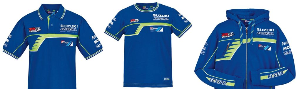 Team Suzuki Ecstar MotoGP Merchandise