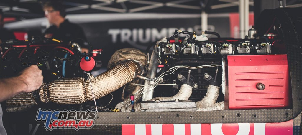 Triumph Motorcycles Land Speed Record attempt