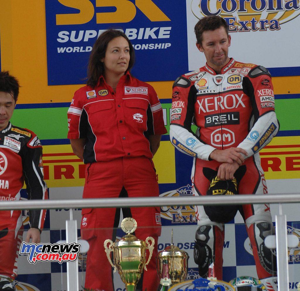 Troy Bayliss - Lausitzring 2007