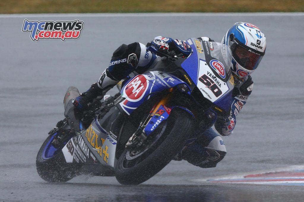 WorldSBK 2016 - Round Ten - Lausitzring - Sylvain Guintoli