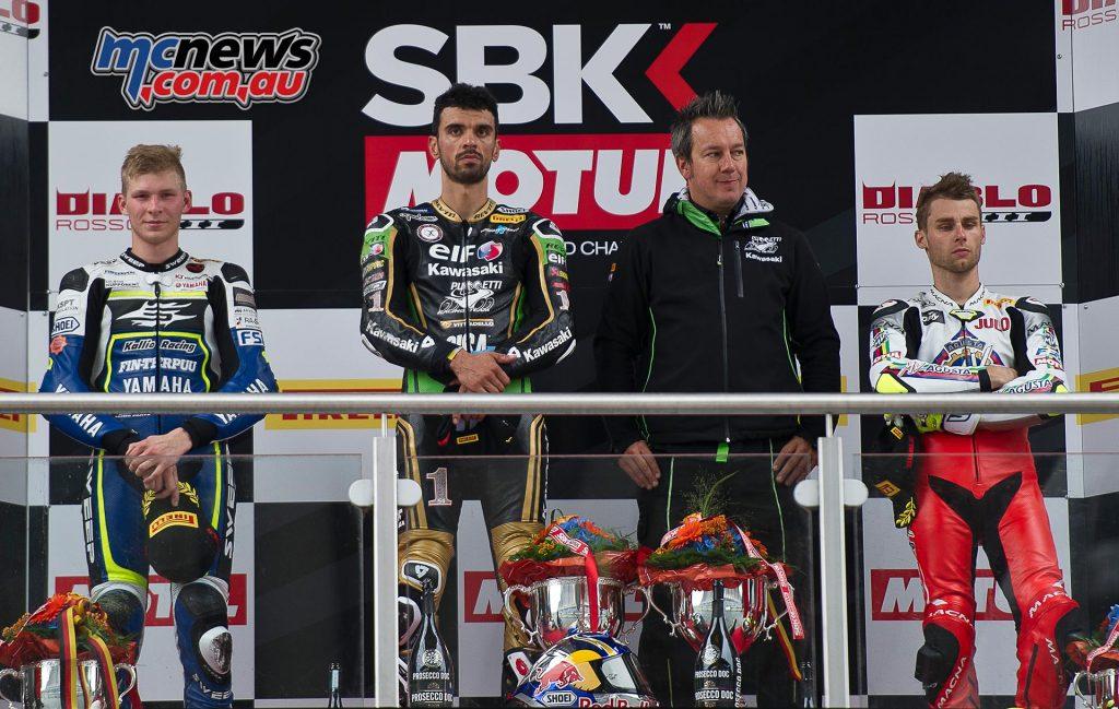 WorldSBK 2016 - Round Ten - Lausitzring - Supersport